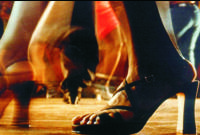 1./2.11.  Salsa - Tanzworkshop...